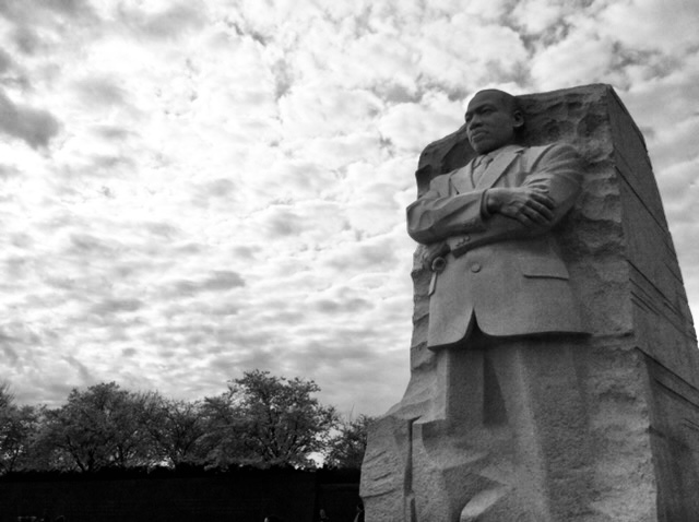 Making Dr. King's Dream A Reality