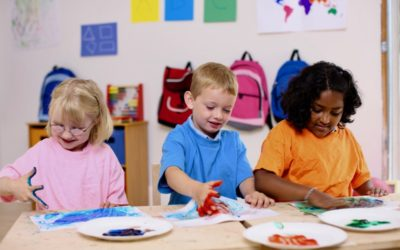 Painting a Vision of Childcare